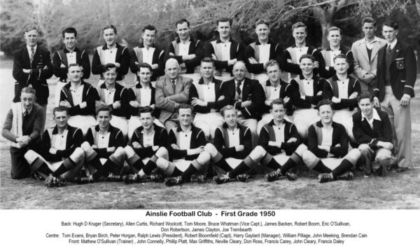 1950-Ainslie First Grade Team